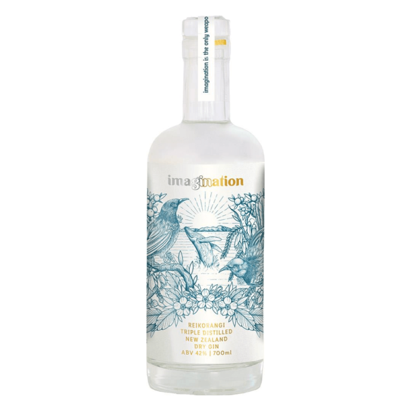 Reikorangi Triple Distilled Dry Gin