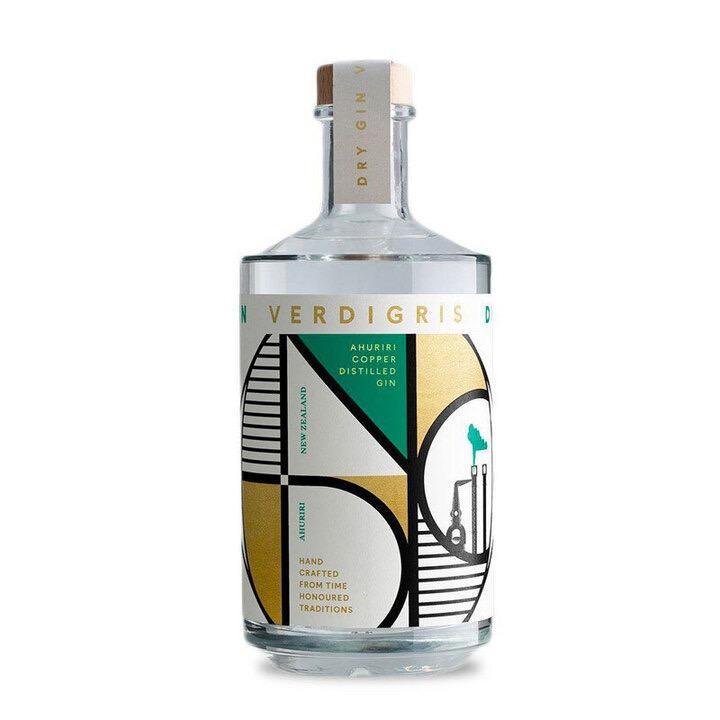 Verdigris Dry Gin