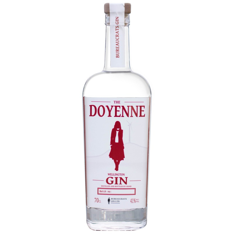 The Doyenne Wellington Gin