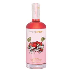 Rhubarb & Raspberry Gin